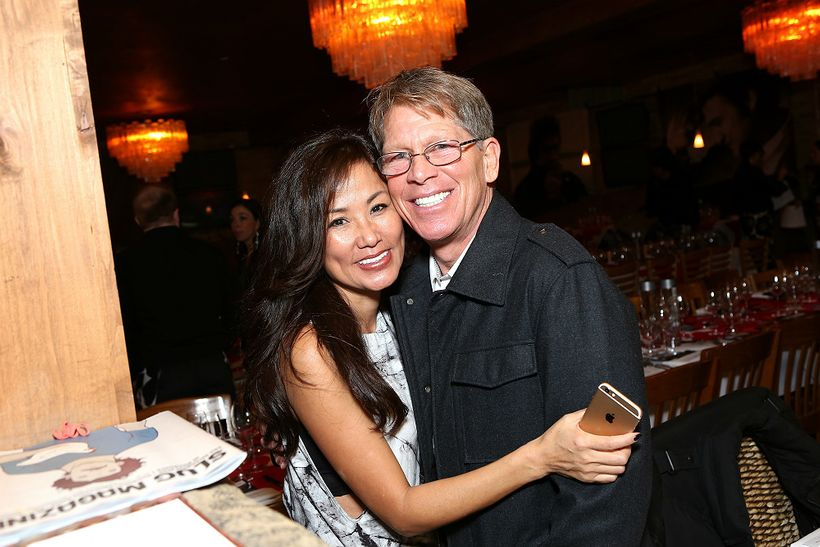 <strong>ChefDance Founders Mimi Kim and Kenny Griswold</strong>