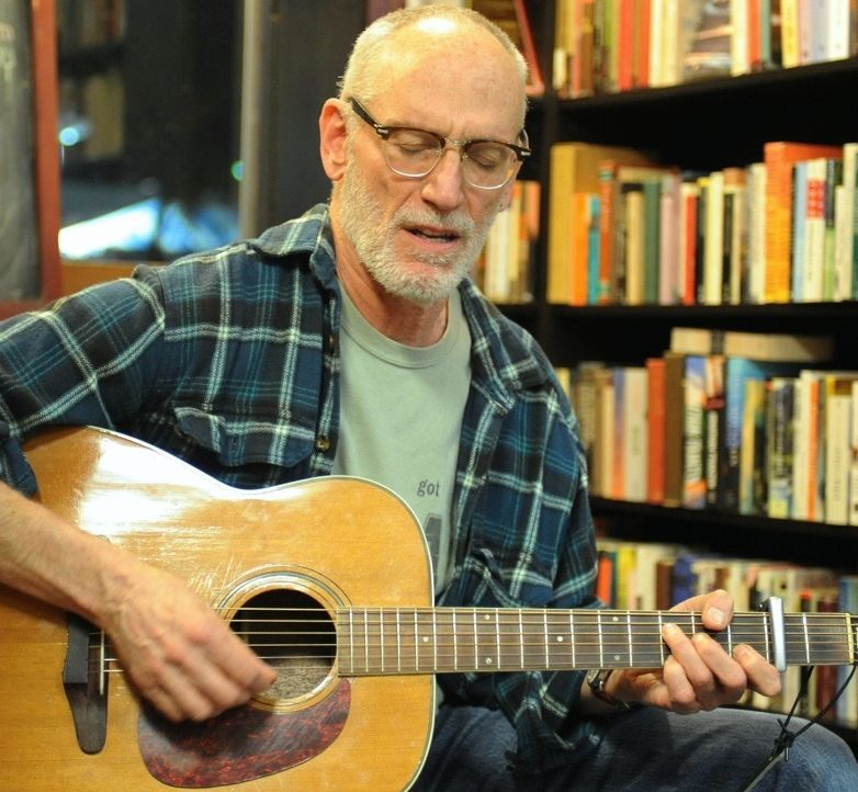 """Les Bohem plays from his new folk album, """"Moved To Duarte."""""""