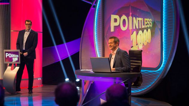 'Pointless' Hosts Alexander Armstrong And Richard Osman Swap Roles For 1000th Episode, Freaking Everyone...