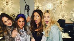 Binky Felstead Excites Fans By Sharing Bump Photos On