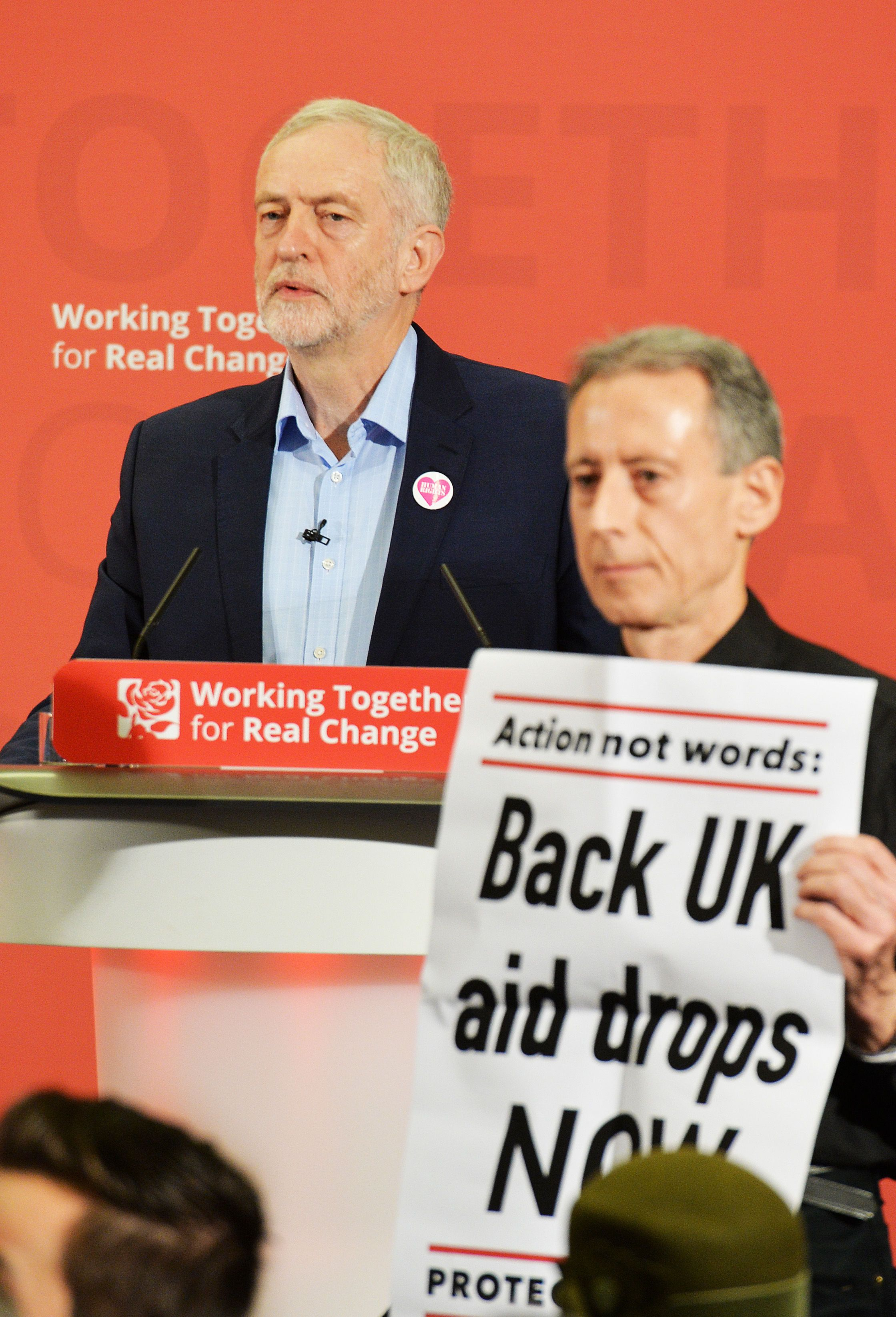 Peter Tatchell, Hero Of The Left, On What Jeremy Corbyn's Labour Is Doing