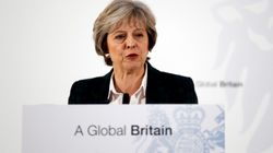 Theresa May Confirms U.K. Will Pursue Hard