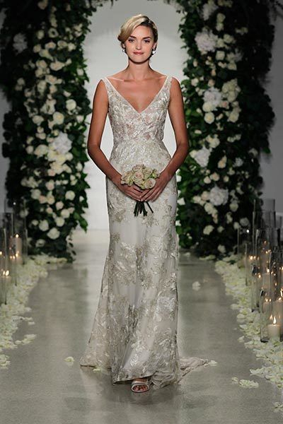 2f09e87febcdd 20 Metallic Wedding Gowns For Bride Who Crave That 'Wow' Factor ...