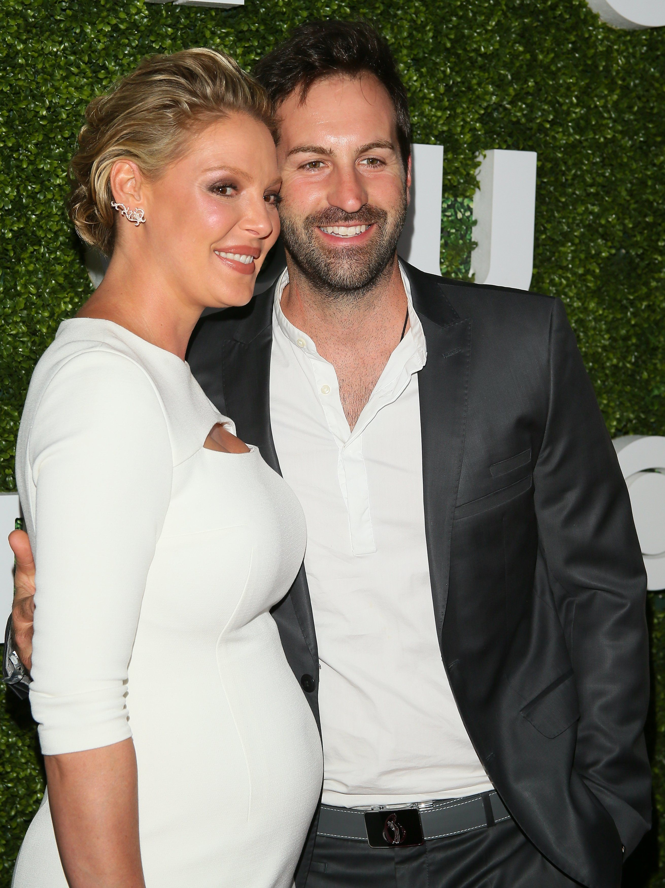 WEST HOLLYWOOD, CA - AUGUST 10: Actress Katherine Heigl and Josh Kelley attend the CBS, CW, Showtime Summer TCA Party at Pacific Design Center on August 10, 2016 in West Hollywood, California. (Photo by JB Lacroix/WireImage)