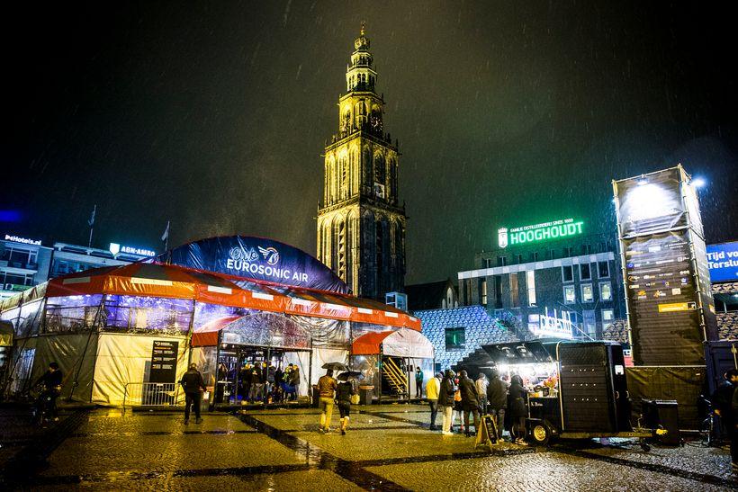 Groningen during Eurosonic Nooderslag 2017