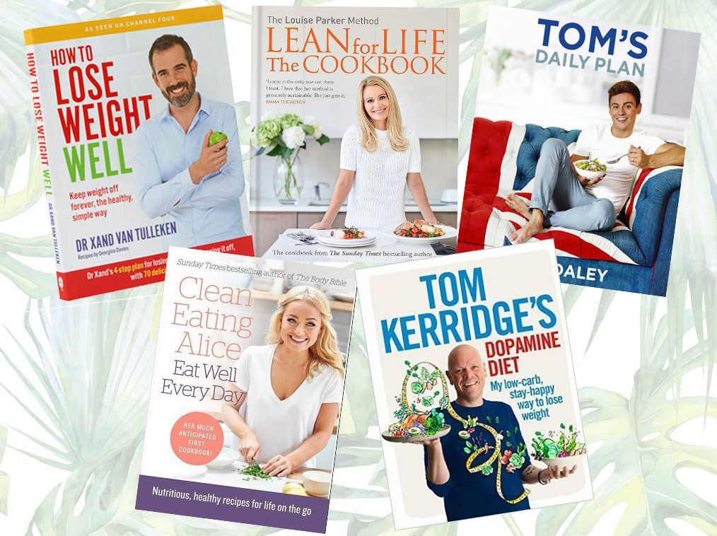 Experts Weigh In On Five New Diet Books Of