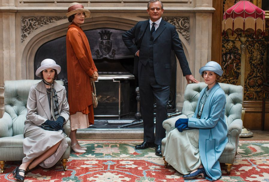 Some 'Imminent' News On Its Way For 'Downton Abbey'