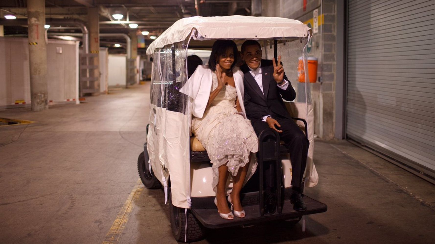 President Obama's Classy Tweet To Michelle Is The Perfect Send-Off