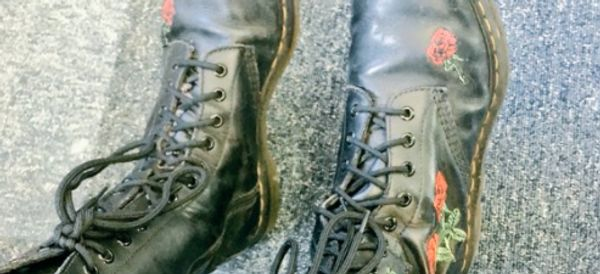 Women Are Sharing Their #MarchingShoes Ahead Of The March On Saturday