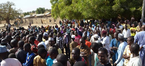 Nigerian Military Accidentally Bombs A Refugee Camp