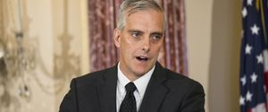 DENIS MCDONOUGH WHITE HOUSE CHIEF OF STAFF DEPARTMENT OF STATE EDUCATION REFUGEES STATE STATE DEPARTMENT SYRIA SYRIAN TURKEY
