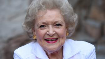 LOS ANGELES, CA - JUNE 20:  Actress Betty White attends The Greater Los Angeles Zoo Association's (GLAZA) 45th Annual Beastly Ball at the Los Angeles Zoo on June 20, 2015 in Los Angeles, California.  (Photo by Amanda Edwards/WireImage)