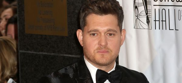 Michael Bublé 'Will Not Host 2017 Brit Awards', As He Continues To Care For Sick Son
