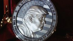 Russians Mint 'In Trump We Trust' Coin Ahead Of U.S.