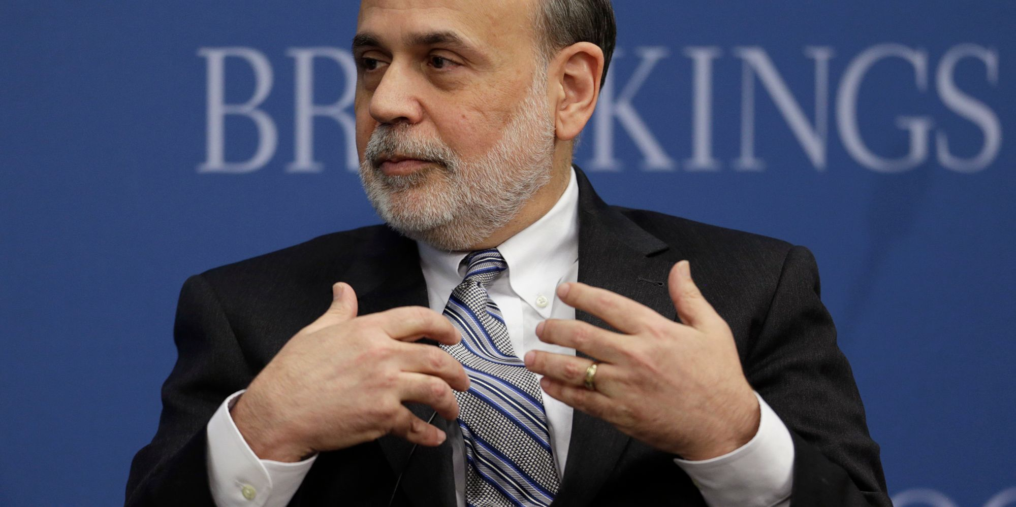 ben bernanke pictures videos breaking news bernanke more execs should have faced prosecution for 2008 financial crisis