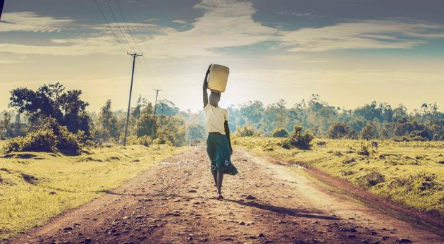 Before her village in Kenya received a water pump, Elizabeth, 24, spent about four hours a day collecting...
