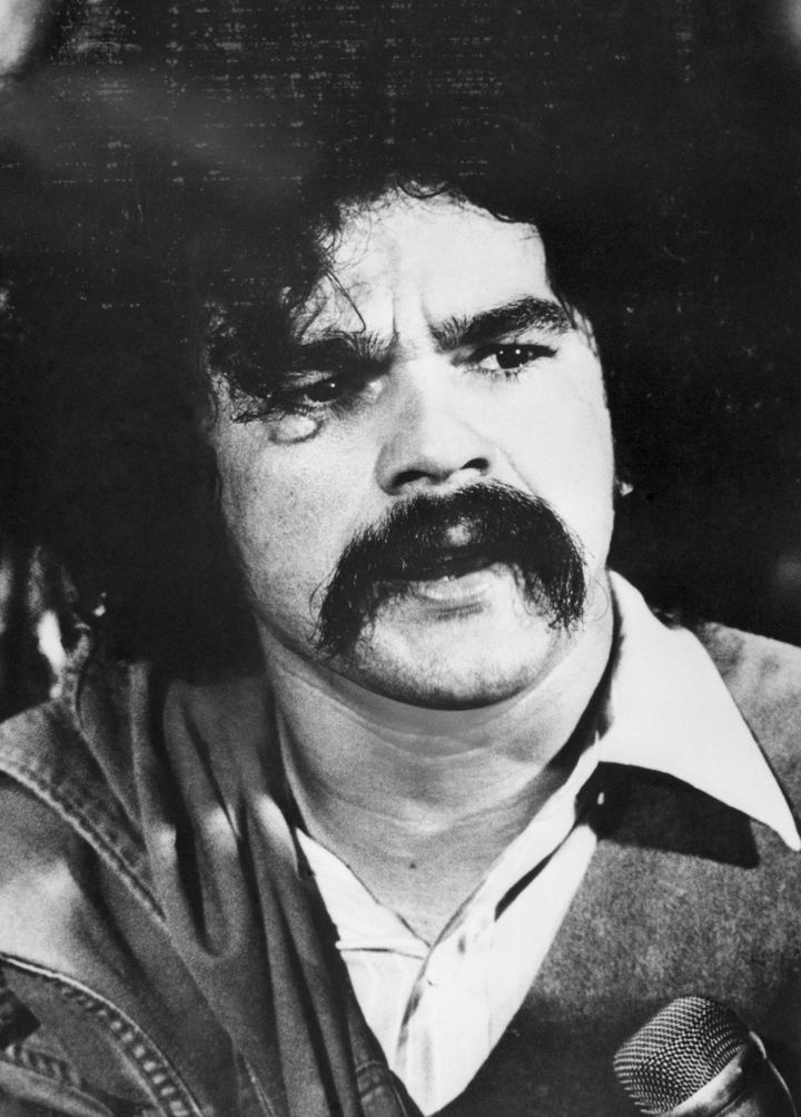 Lopez-Rivera is shown in a September, 1973 photo.