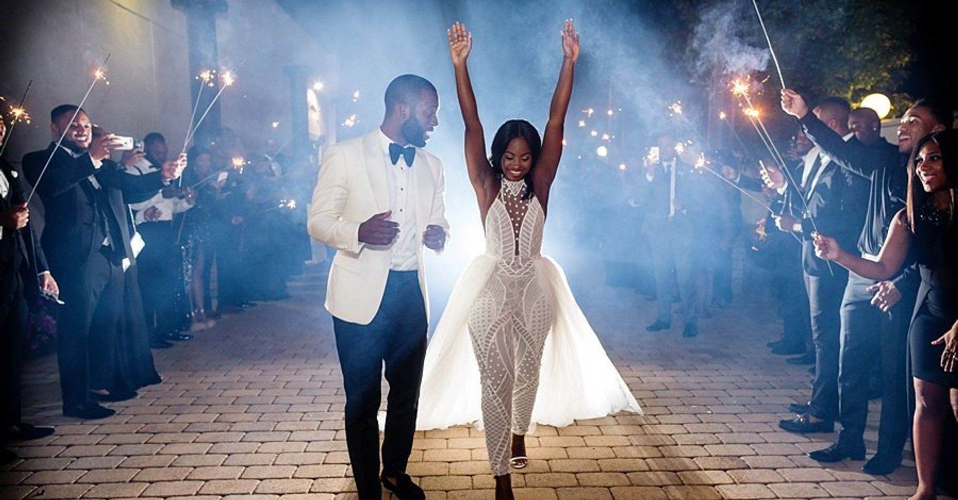 17 Bold, Beautiful Brides Who Slayed In Pants At The Wedding | HuffPost