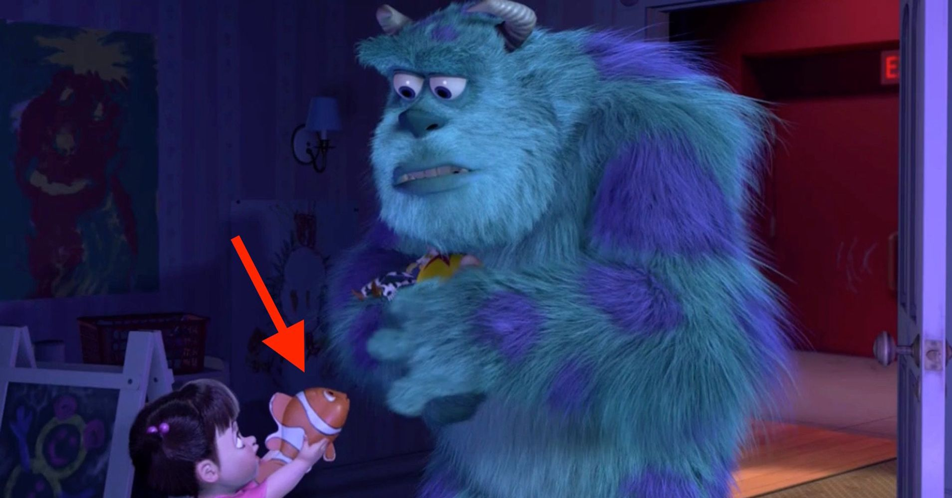 Disney Reveals The Secret Connections Between Every Pixar Film
