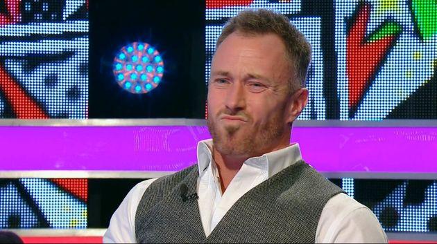James Jordan has been evicted from 'Celebrity Big