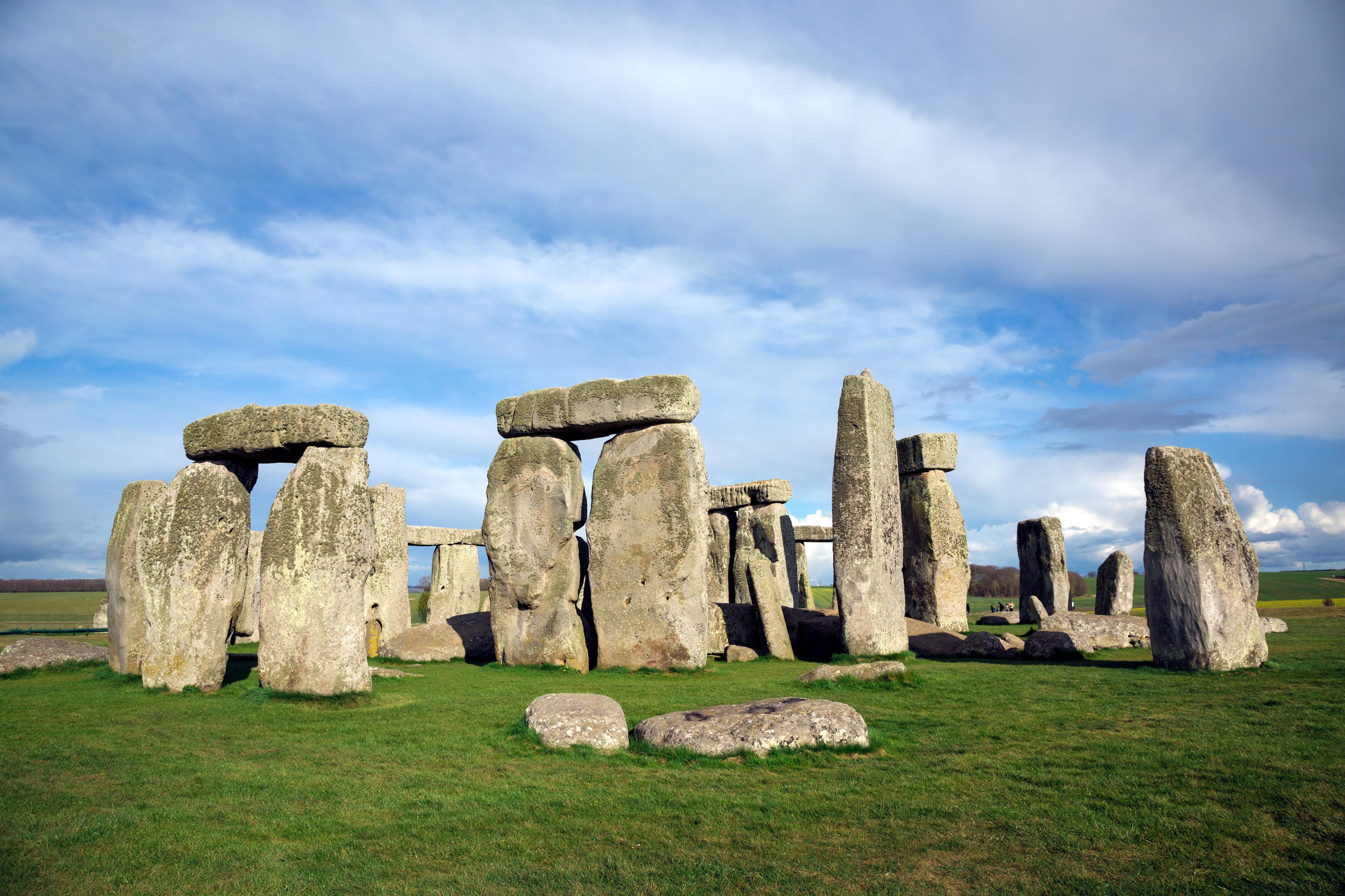 Stonehenge was built circa 3700 and 1600 BCE, according to UNESCO.