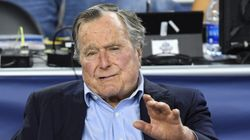 Former President George H.W. Bush Reportedly