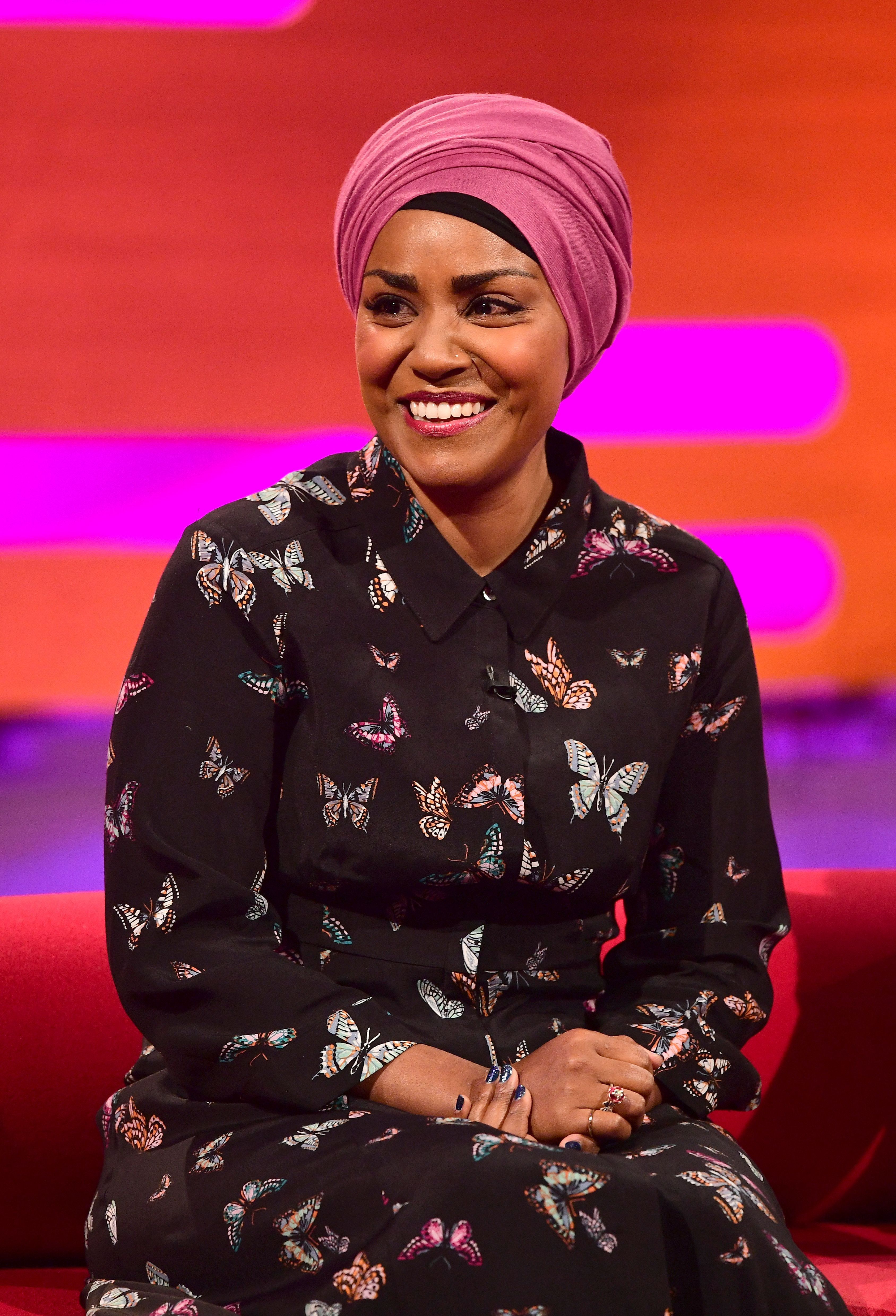 Former 'Great British Bake Off' Winner Nadiya Hussain Reveals Fears For Show On Channel