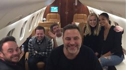 The 'Britain's Got Talent' Judges Are Flying High As Auditions Kick