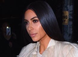 Kim Kardashian Makes A Case For The Naked Wedding Dress