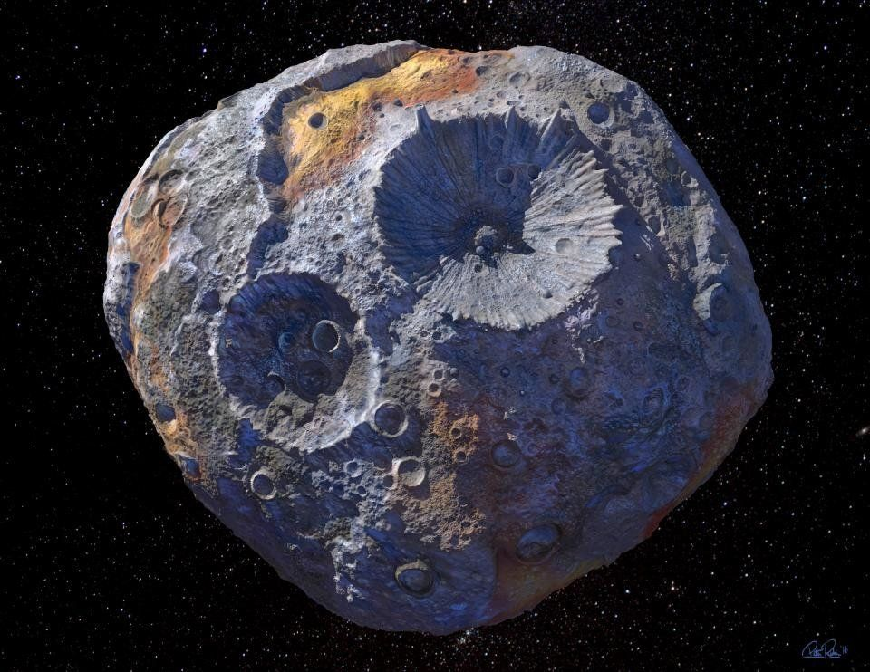 NASA Will Now Visit The Asteroid Worth 'Quadrillions' A Lot