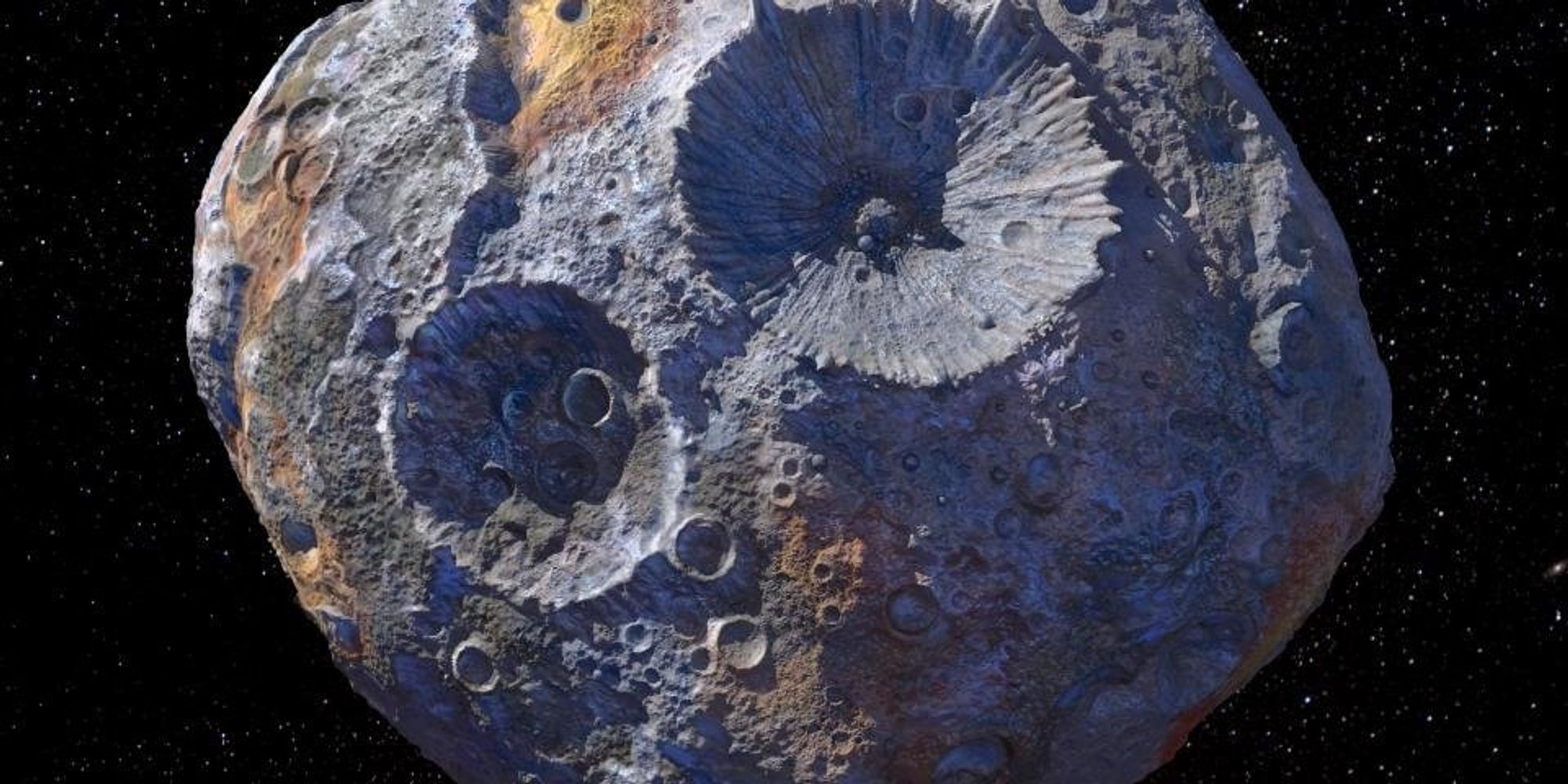 NASA Will Visit A Metal-Rich Asteroid Worth 'Quadrillions'