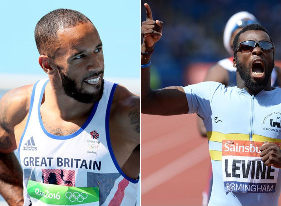 Fears Over British Sprinters' Futures After Motorbike