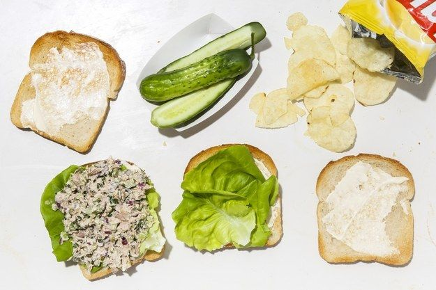 "Celery's <a rel=""nofollow"" href=""http://www.bonappetit.com/recipe/classic-tuna-salad?mbid=synd_huffpotaste"" target=""_blank"">i"
