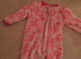 Mum Issues Onesie Warning After Her Toddler Was Almost 'Strangled'
