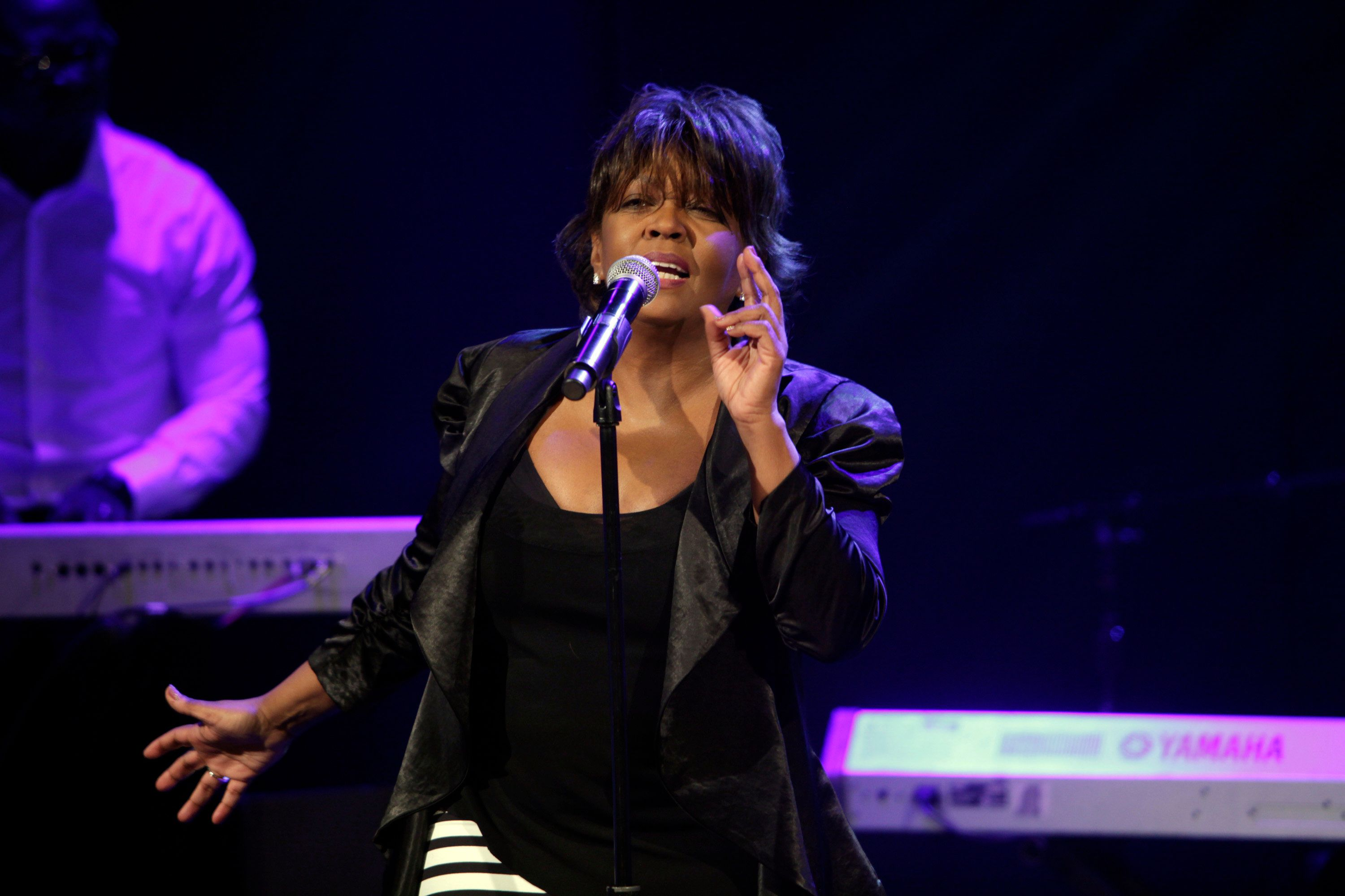 "Anita Baker wrote that retirement was one of her ""goals/dreams."""