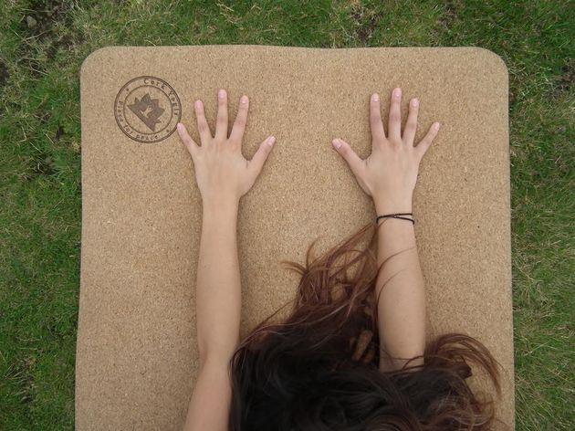 How These Cork Yoga Mats Are Emancipating Women From India's Sex