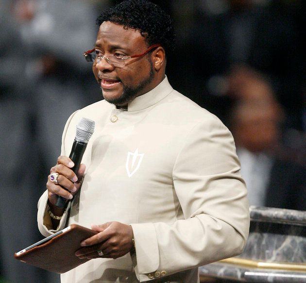 Anti-Gay Ministers In Life And Death: Bishop Eddie Long And
