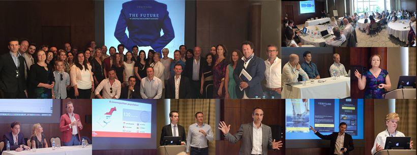 VERITAMO Connect Europe 2016 lifestyle management conference