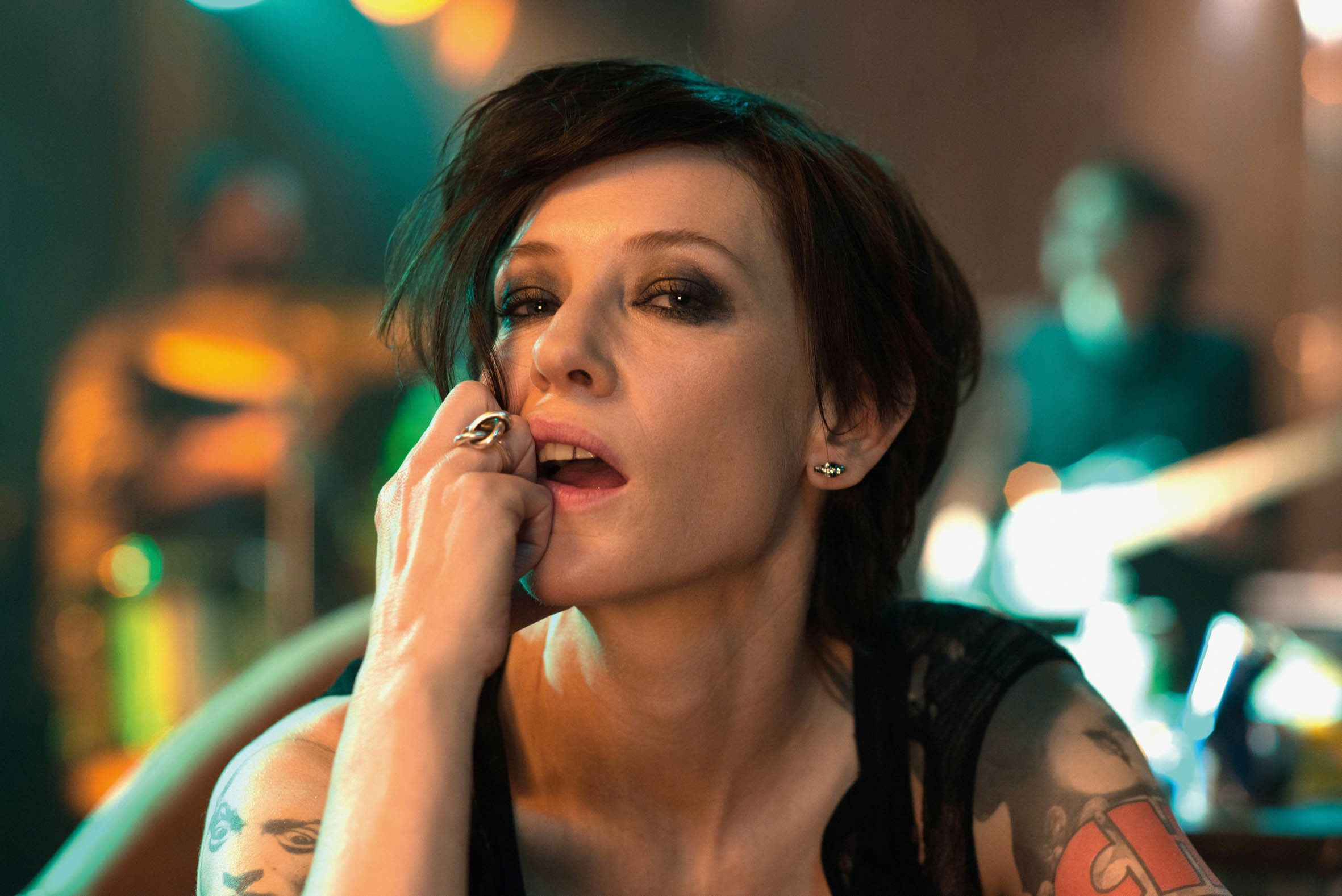 "Cate Blanchett plays 13 characters in ""Manifesto,"" premiering at the Sundance Film Festival."