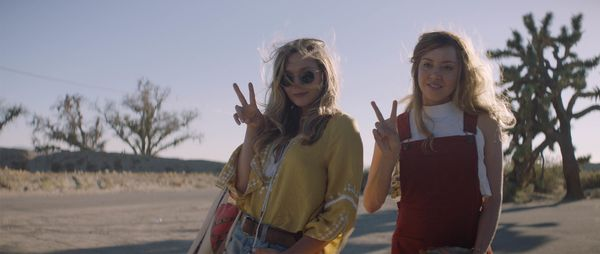 Why does Ingrid go west? Because she is obsessed with a social media celebrity and because she is not of sound mind. Aubrey P