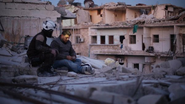 "As always, the Sundance lineup is chock full of promising documentaries. ""Last Men in Aleppo"" chronicles first responders tac"