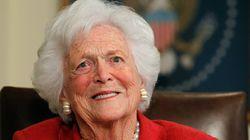Former U.S. First Lady Barbara Bush Dies At