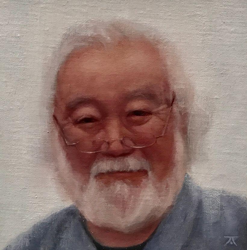 Tatsuki Kobayashi from Japan by artist, Kyle Abernethy.