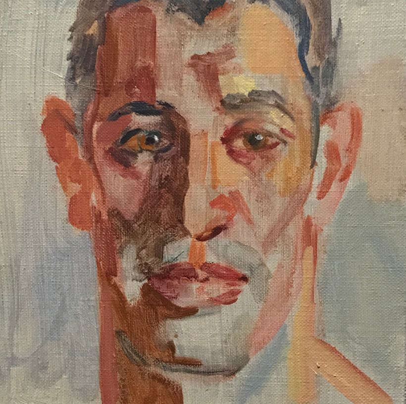 Jorge Andres Rodrigues Valasquez from Columbia by artist, Tim Doud.