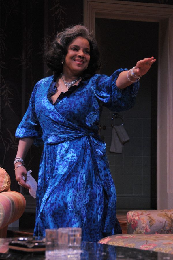 """Like her sister Debbie Allen, Phylicia Rashad has also<a href=""""http://www.broadwayworld.com/people/Phylicia-Rashad/"""">le"""