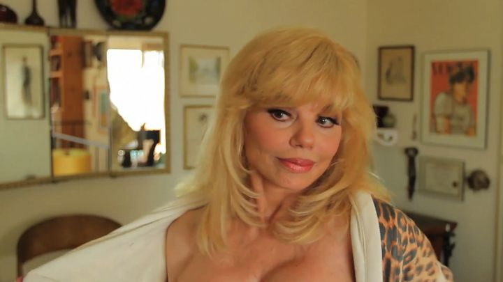 Actress Loni Anderson plays 'Frances' in the tello films original web series <em>My Sister Is So Gay.</em>