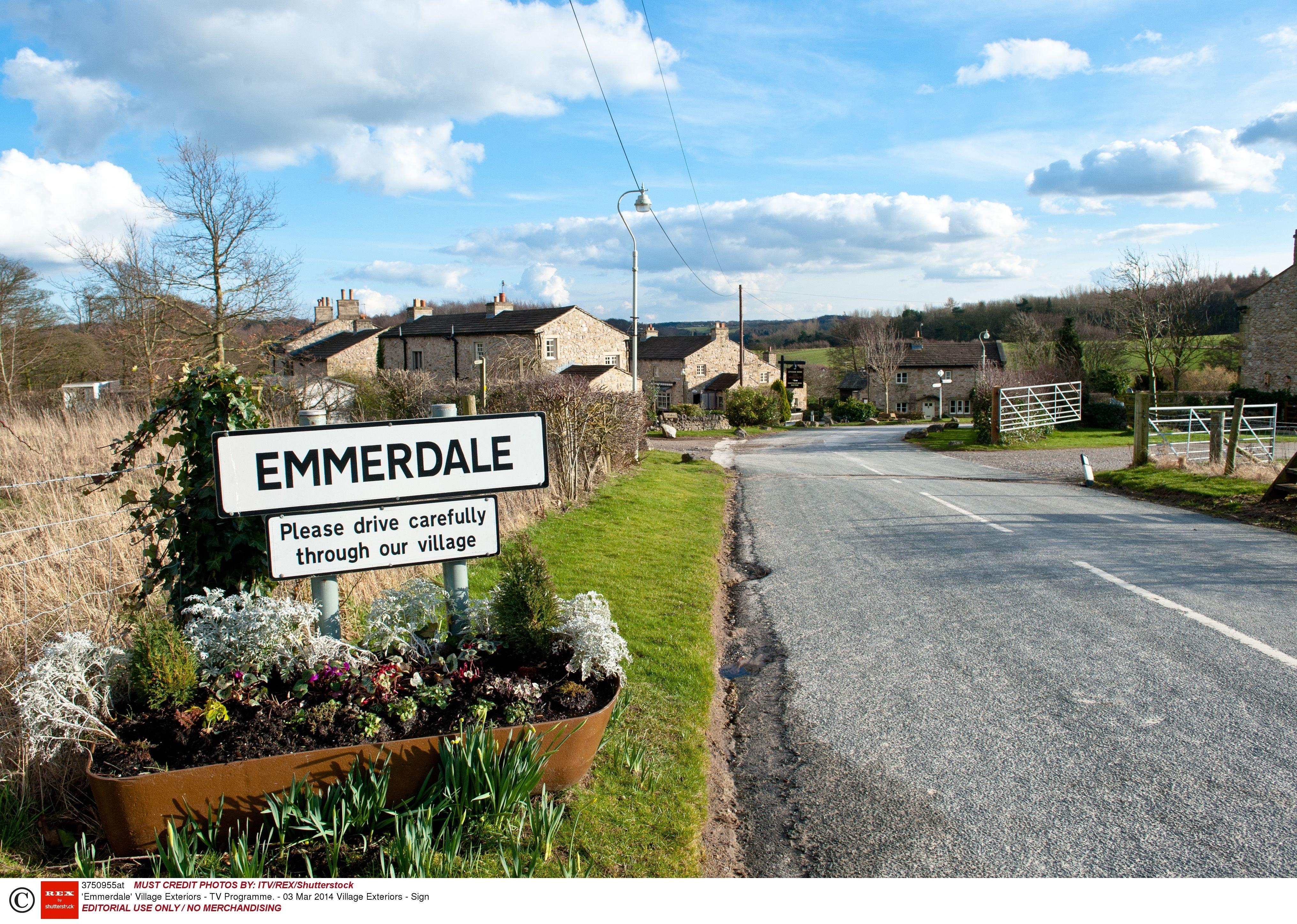 'Emmerdale' Airs Shock Death