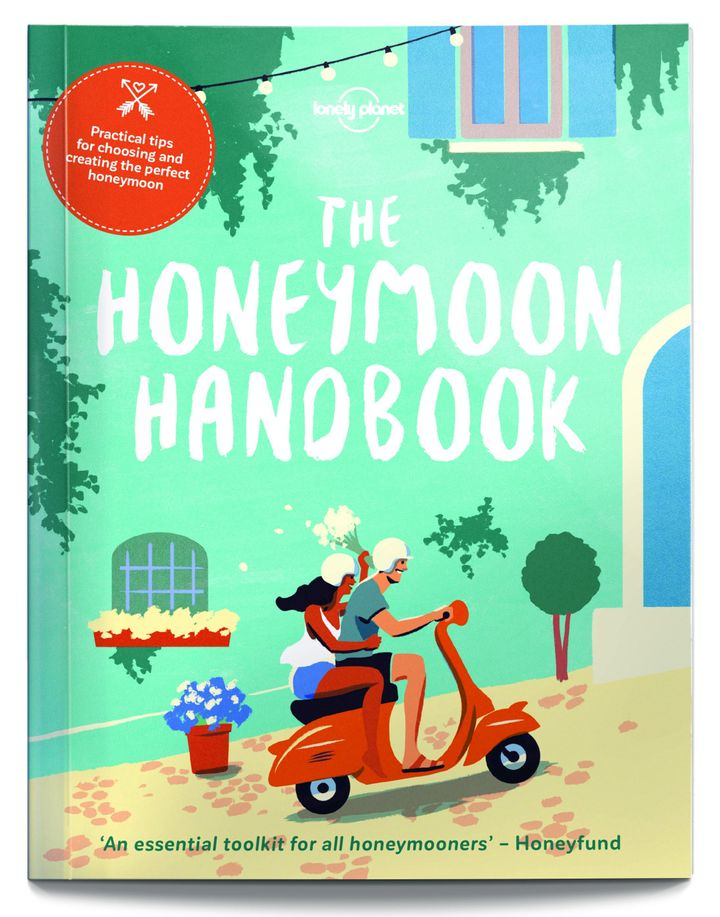 """<a href=""https://www.amazon.com/Honeymoon-Handbook-Lonely-Planet/dp/1786576201"" target=""_blank"">The Honeymoon Handbook</a>"" hit shelves on Jan. 17."