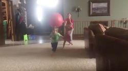 Older Brother Completely Wipes Out Younger Siblings With One Epic