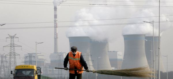 China Just Scrapped Over 100 Coal-Fired Power Stations To Stop An Environmental Disaster